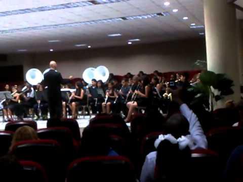 banda de musica del instituto rubiano BMIR