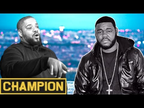 CHAMPION | CALICOE CALLS OUT CHARLIE CLIPS AND BRIZZ RAWSTEEN