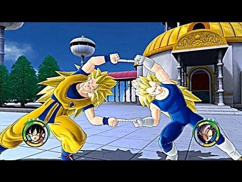 Super Saiyan 3 Goku & Super Saiyan 3 Vegeta Fusion - YouTube