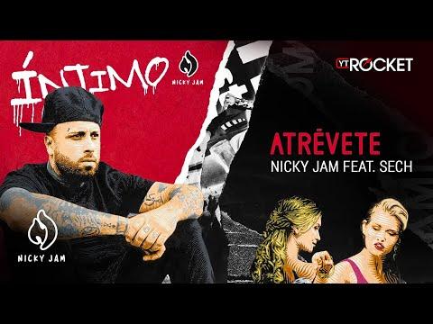 12. Atrévete - Nicky Jam x Sech   Video Letra