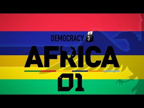 Mauritius Maurexit #01 - Democracy 3 Africa