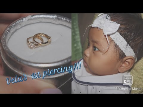 Where To Get Ear Piercing For Baby? | BRAMALEA CITY CENTRE |