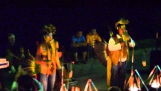 Индейцы набережная Ялта,Крым 2012 год Indians embankment Yalta, Crimea 2012 Camuendo Marka