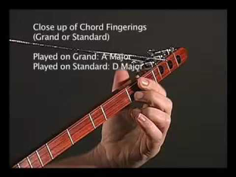 Strumstick Chord Closeups Youtube