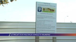 Yvelines | Le projet d'un Multiplex annulé à Maurepas