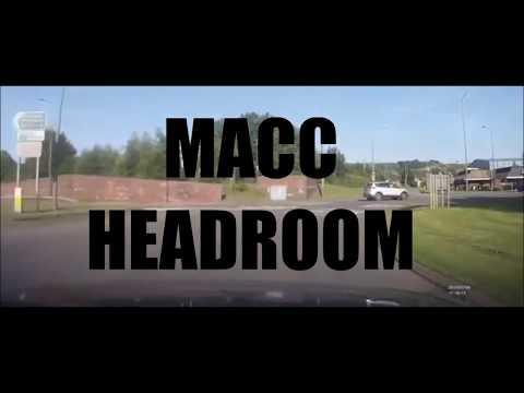 Macclesfield Home Of Pies. Headroom Vs Axel F
