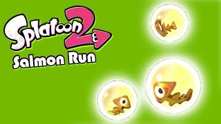 Give Me Back My Eggs! (Splatoon 2 Salmon Run)