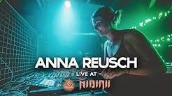 ANNA REUSCH - FULL TECHNO LIVE SET @ NIBIRII Bootshaus Cologne 2018