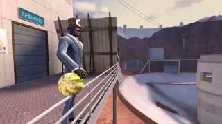 (Gmod) Spy Loses His Melon