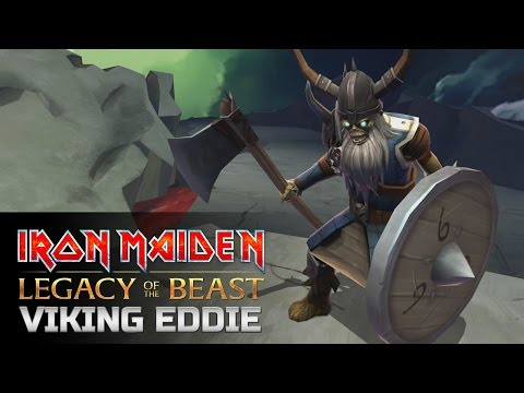 Iron Maiden: Legacy of the Beast Viking Eddie Special Attack