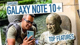 Samsung Galaxy Note 10 Plus Top 3 Features Hindi ft. SidnChips & Abhishek Telang