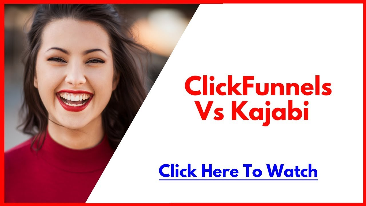 The Greatest Guide To Clickfunnels Vs Kajabi