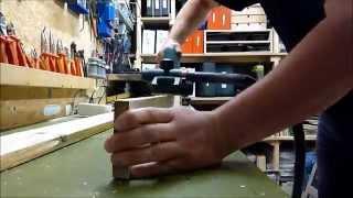 Holzkiste aus Paletten selber bauen DIY