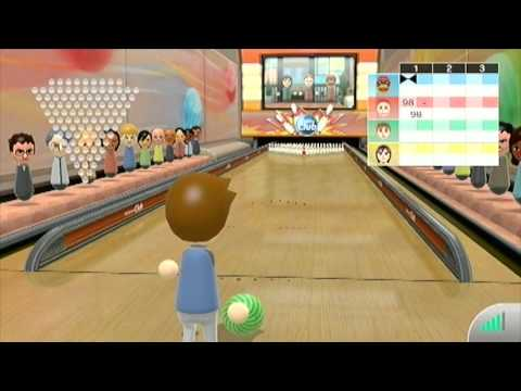 Wii Sports Club - Bowling (3/23/2014)