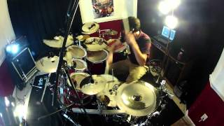 Burn It Down - Drum Cover - Linkin Park
