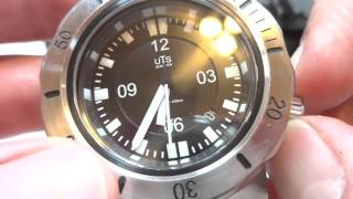 Gambar cover UTS 4000M Professional Diver Watch