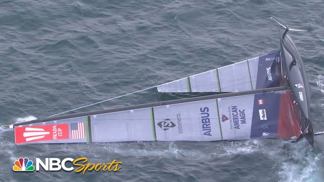 America's Cup: Biggest crashes, capsizes | Motorsports on NBC