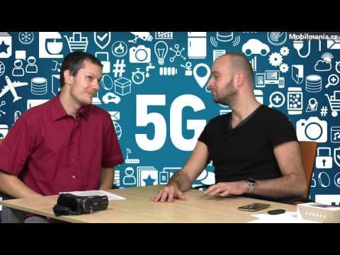 Týden mobilně 311 - 5G sítě, Asus Zenfone Selfie