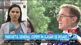 Parchetul General, expert în clasări de dosare