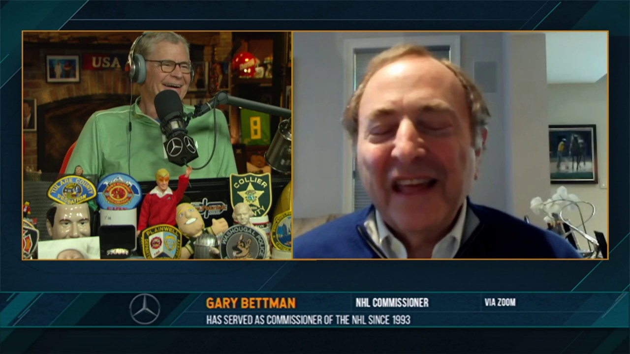 Gary Bettman on the Dan Patrick Show (Full Interview) 05/27/20