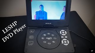 Portable DVD Player 9 inch