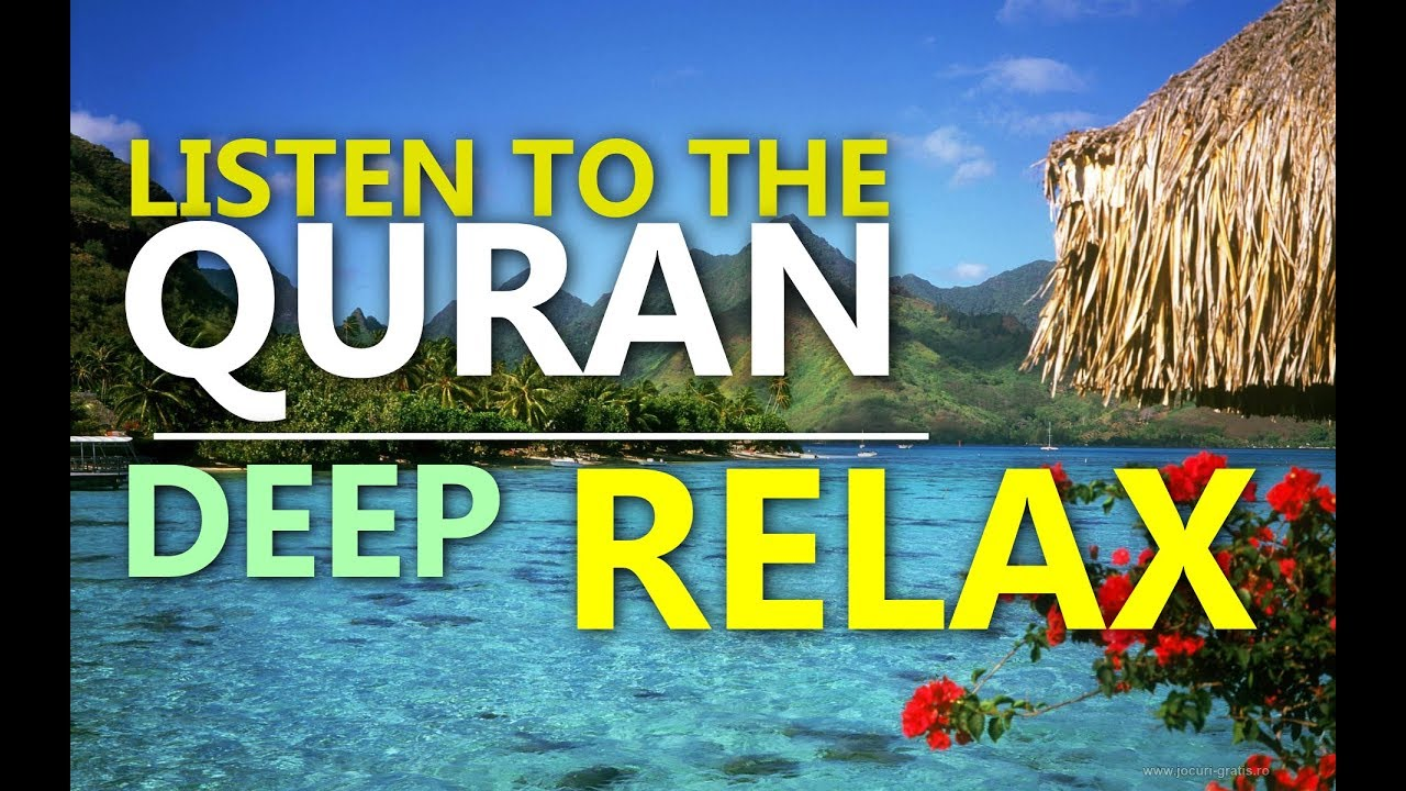 relaxation quran
