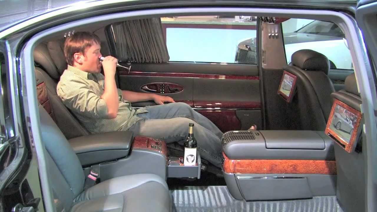 Mercedes Benz Maybach Exelero Horsepower