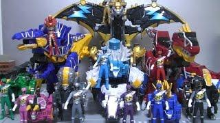 파워레인저 다이노포스 로봇 장난감 power rangers dino charge megazord toys