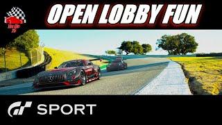 GT Sport Open Lobby Fun
