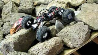 Indoor Rock Crawling Course - HobbyTown USA Concord California
