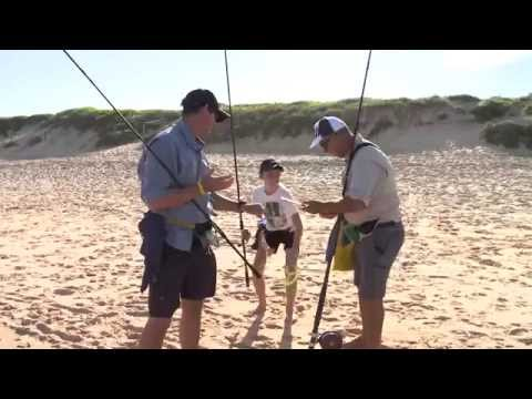 HOOKED S7 EP14 Beach Worm, Whiting And Bream