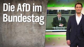 Christian Ehring: Die AfD ist im Bundestag angekommen