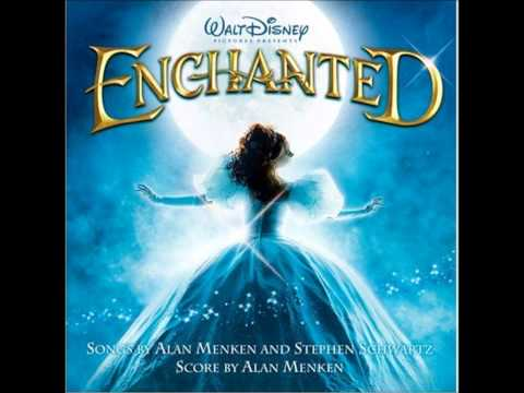 "Enchanted--""So Close"" the ballroom dance (Original Motion Picture 2007) John McLaughlin"