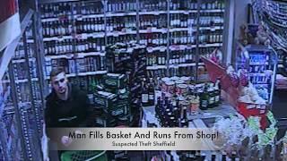 Suspected Shoplifter Fills Basket Then Runs From Sheffield Store thumbnail