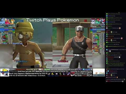 Twitch Plays Pokémon Battle Revolution - Matches #117798 and #117799