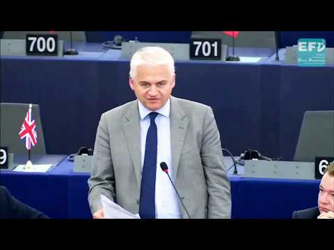 The flow of irregular migration is the height of political irresponsibility - Patrick O'Flynn MEP