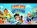 Android Games: Skyline Skaters - First Look