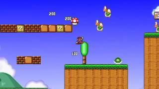 Mario Forever 6.0 - Koopa Troopa Liberation Walkthrough
