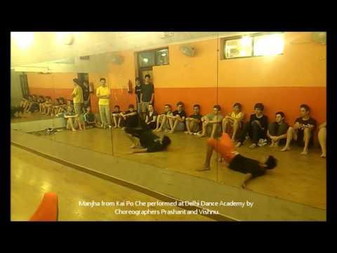 Manjha - Kai Po Che - Contemporary Dance