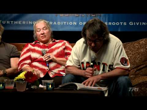 Mickey Hart talks about Gyoto Monks