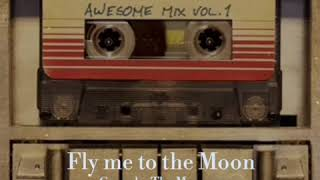 Fly Me To The Moon Cover By The Macarons Project (lyrics)
