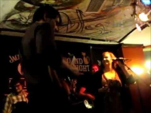 London, live Round Midnight Jazz & Blues Bar part 1