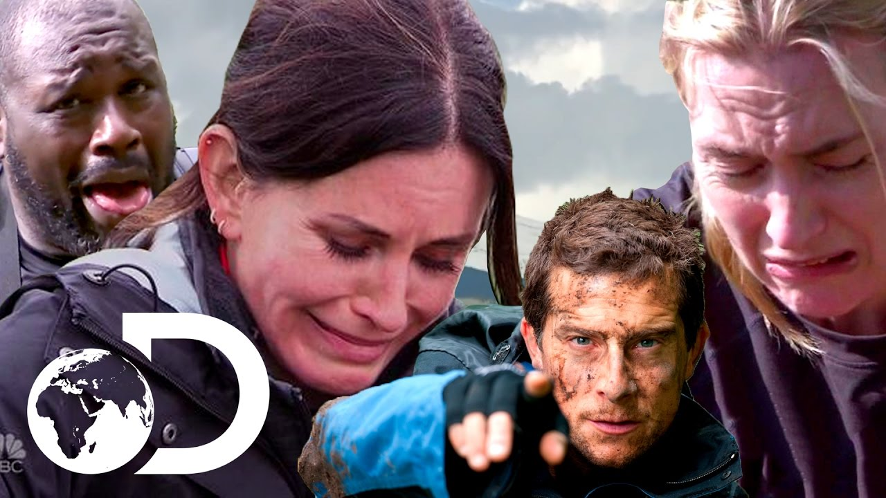 The Best of Bear Grylls's Celebrity Adventures UK News ...