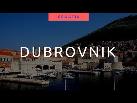 Dubrovnik Croatia Travel 2018 | RX100 250fps
