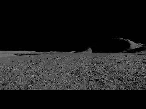 Живые кадры C луны Лунная плёнка Слив видео закрытого архива НАСА Луна