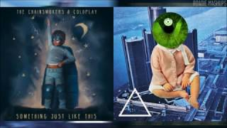 Video The Chainsmokers & Coldplay ft. Sean Paul, Anne Marie - Rock Just Like This   MASHUP download MP3, 3GP, MP4, WEBM, AVI, FLV Juni 2018