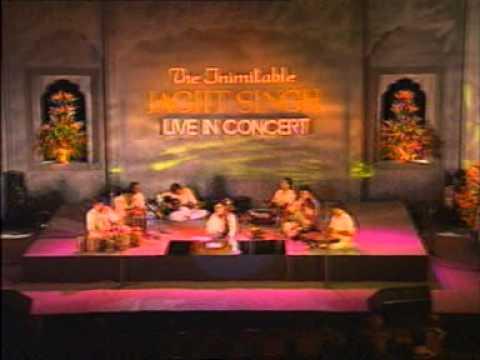 Jagjit Singh- full - Live In Concert @ Mumbai