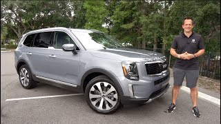 Is the NEW 2022 Kia Telluride an even BETTER midsize SUV to BUY?