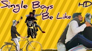 Single Boys Be Like | Mr jack vines | Mjv | New Video | Comedy Video