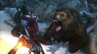 Rise of the Tomb Raider #2 - Desbravadora de Ursos/MotivoGame